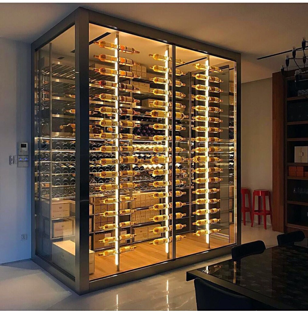 Wine Cellar in Singapore